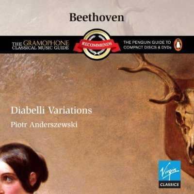 Anderszewski: Beethoven - Diabelli Variations (APE)