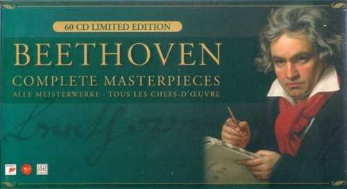 Beethoven: Complete Masterpieces (60 CD boxset, FLAC)