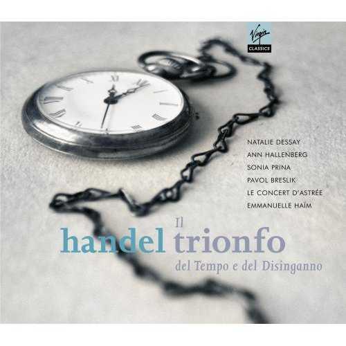 Handel - Il trionfo del Tempo e del Disinganno (2 CD, APE)