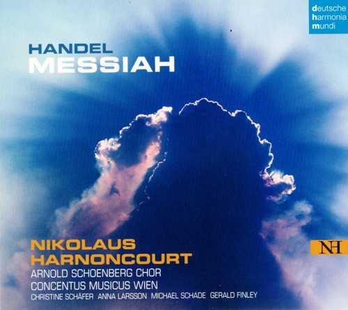 Harnoncourt: Handel - Messiah (2 SACD/DSD, FLAC)