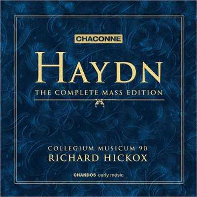 Haydn: The Complete Mass Edition (8 CD box set, APE)