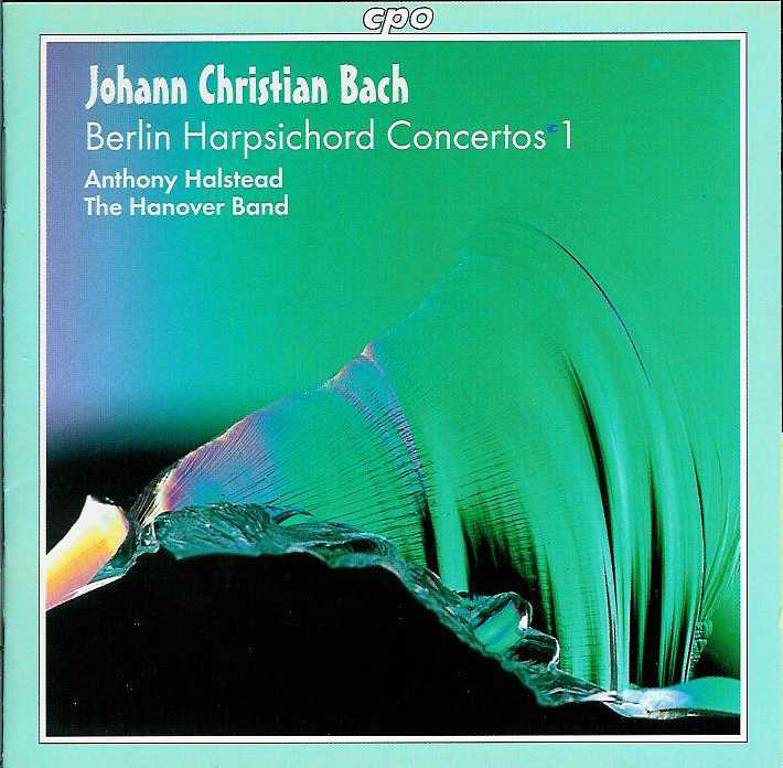 Johann Christian Bach: Complete Keyboard Concertos (6 CD box set, FLAC)