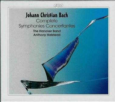 Johann Christian Bach: Complete Symphonies Concertantes (6 CD box set, FLAC)