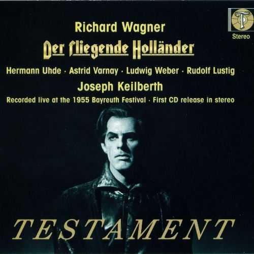 Keilberth: Wagner - Der Fliegende Hollander (2 CD, APE)
