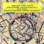 Kremer: Glass - Concerto For Violin And Orchestra; Schnittke - Concerto Grosso No. 5 (APE)