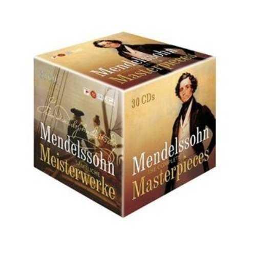 Mendelssohn: The Complete Masterpieces (30 CD box set, APE)