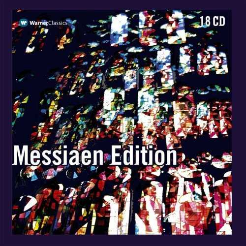 Messiaen Edition (18 CD box set, APE)