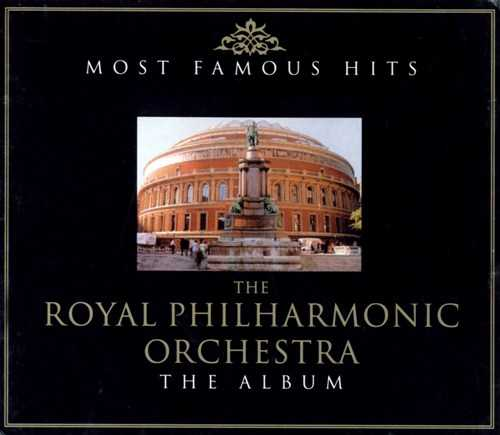 The Royal Philharmonic Orchestra - Most Famous Hits (2 CD, APE)