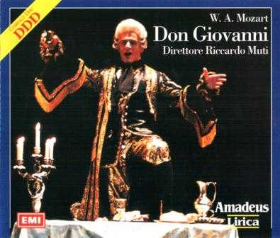 Muti: Mozart - Don Giovanni (3 CD box set, FLAC)