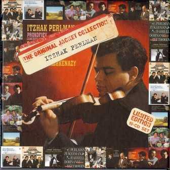 Itzhak Perlman - The Original Jacket Collection (10 CD box set, APE)