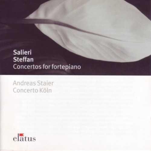 Salieri / Steffan - Concertos for Fortepiano (FLAC)