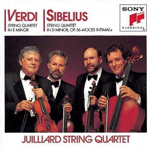Verdi, Sibelius - String Quartets (FLAC)