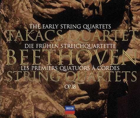 Beethoven: The Early String Quartets (2 CD, APE)