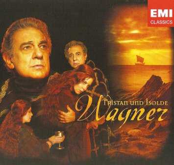 Domingo: Wagner - Tristian und Isolde (3 CD + 1 DVD-9 box set, APE)