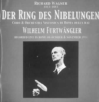 Furtwangler: Wagner - Der Ring des Nibelungen (12 CD box set, APE)
