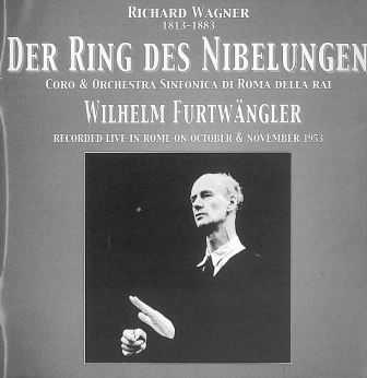 Furtwangler: Wagner - Der Ring des Nibelungen (12 CD box set, APE)