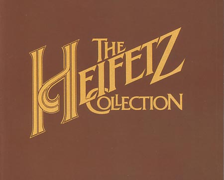 The Heifetz collection (65 CD box set, FLAC)