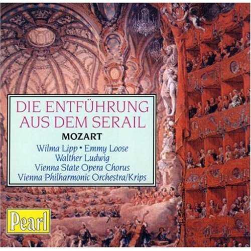 Krips: Mozart - Die Entfuhrung aus dem Serail (2 CD, FLAC)