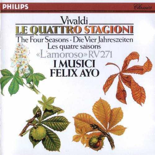 Ayo, I Musici: Vivaldi - The Four Seasons (FLAC)