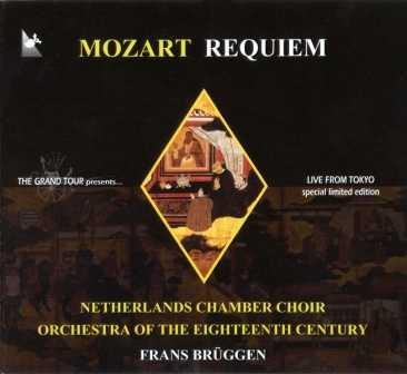 Bruggen: Mozart - Requiem (APE)