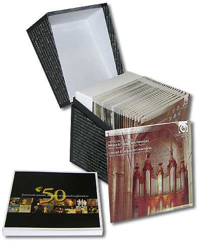 50th Anniversary Harmonia Mundi (30 CD box set, APE)