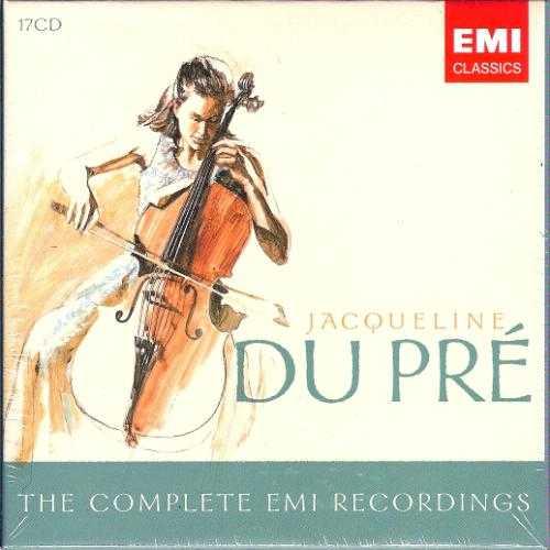 Jacqueline Du Pre: The Complete EMI Recordings (17 CD box set, APE)
