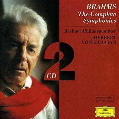 Karajan: Brahms - The Complete Symphonies (2 CD, FLAC)