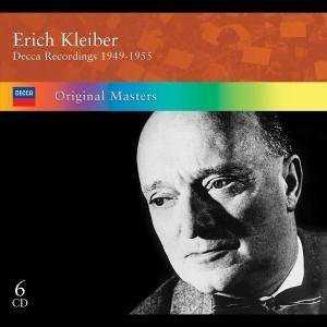 Erich Kleiber: Decca Recordings 1949-1955, Original Masters (6 CD box set, APE)