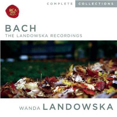 Bach: The Landowska Recordings (7 CD box set, APE)