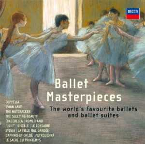 Ballet Masterpieces: The World's Favorite Ballets and Ballet Suites (35 CD box set, FLAC)