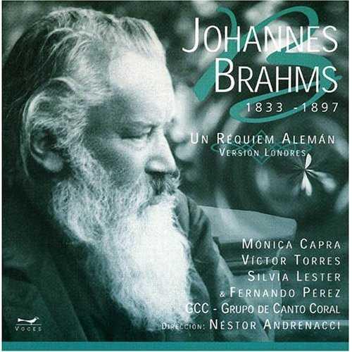 Brahms - Un Requiem Aleman (APE)