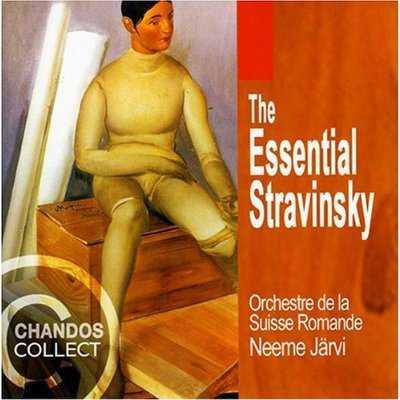 The Essential Stravinsky (5 CD box set, APE)