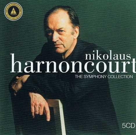 Harnoncourt - The Symphony Collection (5 CD box set, APE)