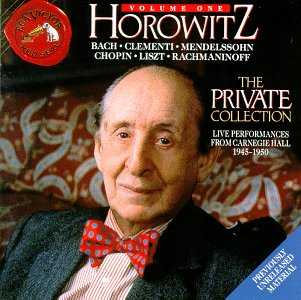 Horowitz Complete Recordings (24 CD series, APE)