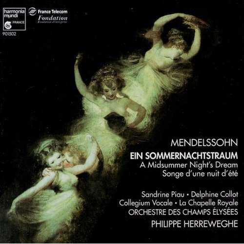 Mendelssohn - Ein Sommernachtstraum (APE)