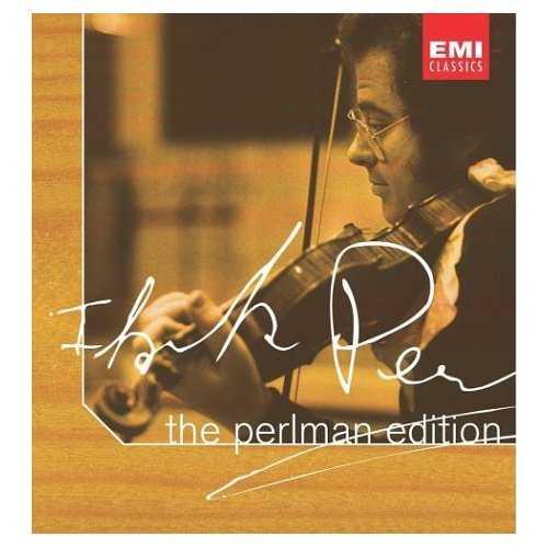 The Perlman Edition (15 CD box set, FLAC)