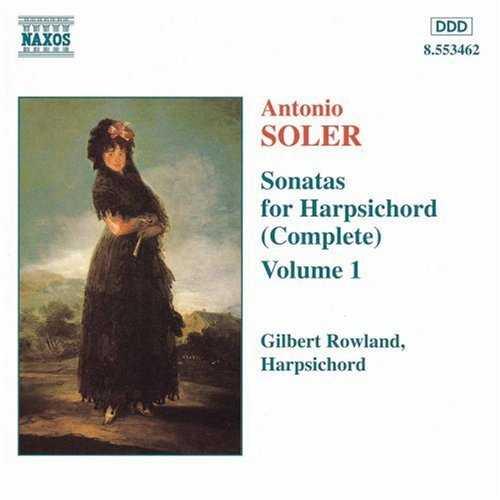 Antonio Soler - Sonatas for Harpsichord (13 CD series, FLAC)