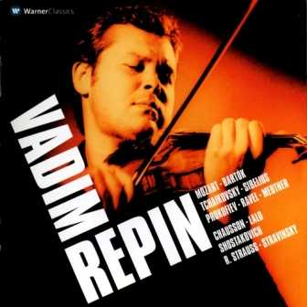 Vadim Repin (10 CD box set, APE)