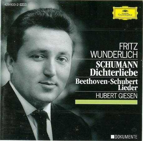 Schumann - Dichterliebe; Beethoven, Schubert - Lieder (APE)