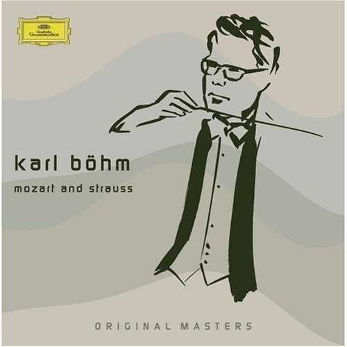 Karl Böhm Conducts Mozart and Strauss (5 CD box set, APE)