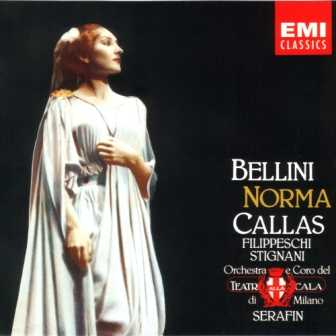 Callas: Bellini - Norma (3 CD box set, APE)