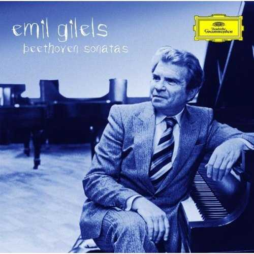 Gilels: Beethoven - Piano Sonatas (9 CD box set, FLAC)