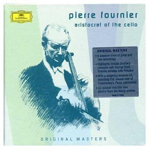 Fournier - Aristocrat of the Cello (6 CD box set, APE)
