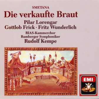 Kempe: Smetana - Die verkaufte Braut (2 CD, APE)