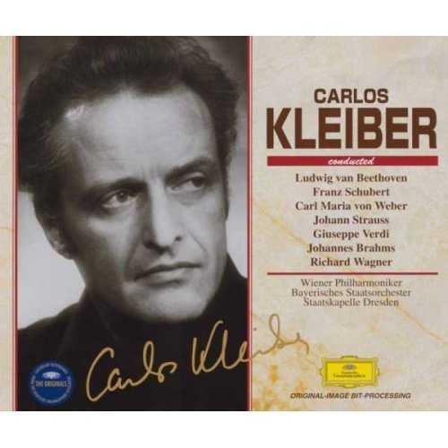 Carlos Kleiber - The Originals (12 CD box set, APE)