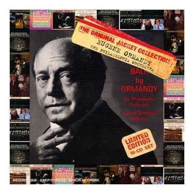 Eugene Ormandy: The Original Jacket Collection (10 CD box set, APE)