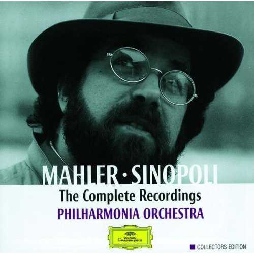 Sinopli: Mahler - The Complete Recordings (15 CD box set, FLAC)