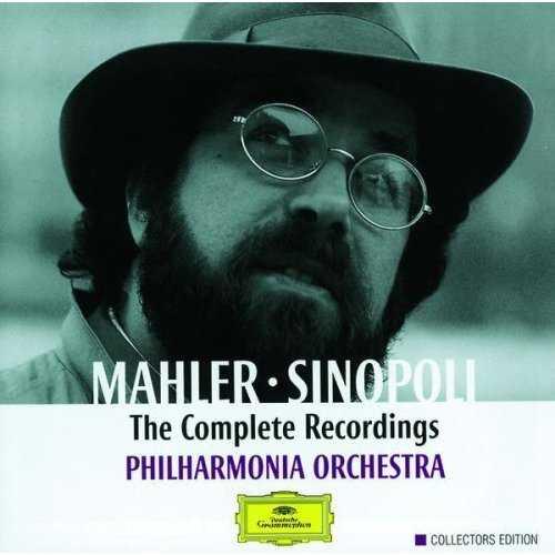 Sinopoli: Mahler - The Complete Recordings (15 CD box set, FLAC)