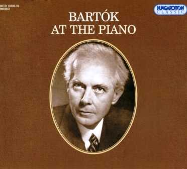 Bartok at the Piano (6 CD box set, FLAC)