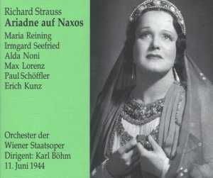 Bohm: Strauss - Ariadne auf Naxos (2 CD, APE)